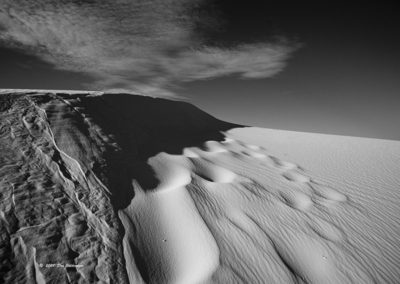 Shadows of the Dunes_White Sands NM 5221