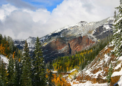 The Red Mountains of Ouray 017