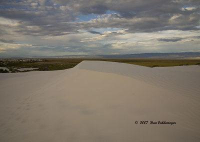White Sands At Dusk_5286