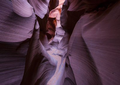Cold Colors Lower Antelope Canyon_9400