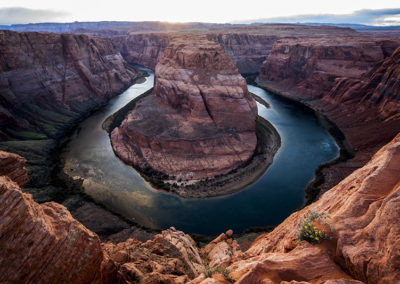 Horse Shoe Bend Sunset_9319