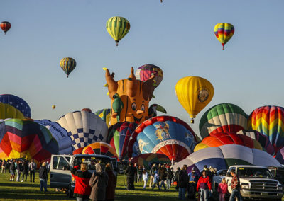 Albuquerque Intermnational Baloon Festival 2005 110