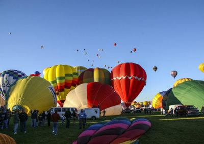 Albuquerque International Baloon Festival 2005 099