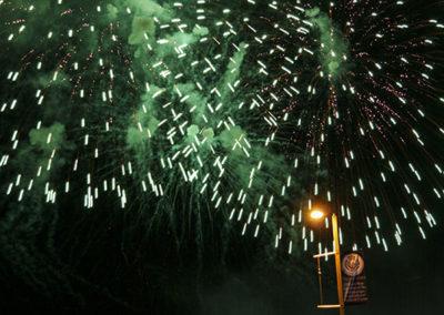 Fireworks Alb Baloon Fest357