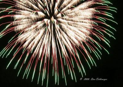 Fireworks Albuquerque Balloon Festival 178