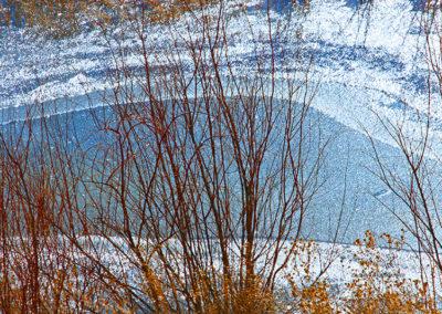 Frozen Stream SE Colo.