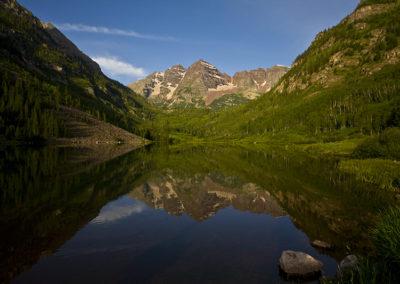 Maroon Bells Lake Elk Mtns_0044