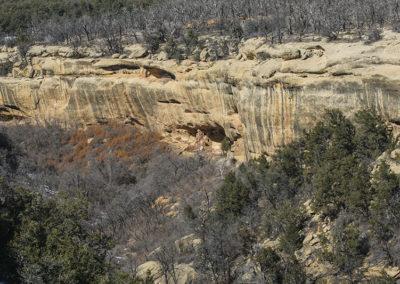 Mesa Verde Anasazi Cliff Dwelling 1300 yrs Old SW Colo 303