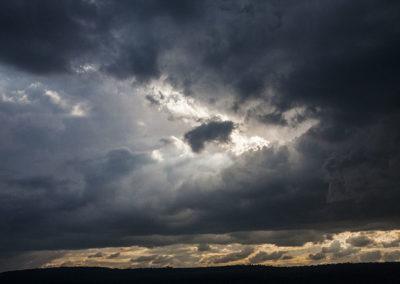 Pending Storm Amboseli NP Kenya Africa_0951