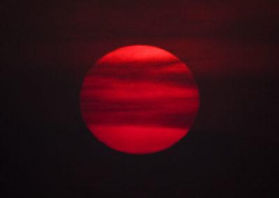 Sunset Maasi Mara Kenya Africa 6318
