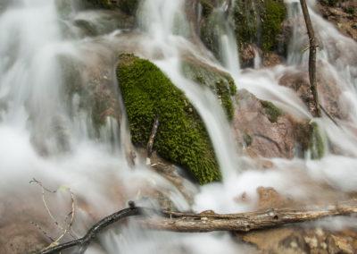 Water Fall Grand Mesa Colo 8316